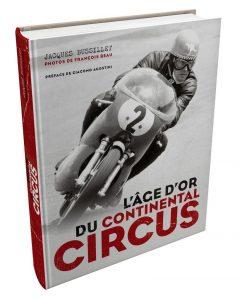 Livre moto : L'âge d'or du Continental Circus