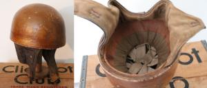 Histoire du casque moto : premiers casques 1930-1940