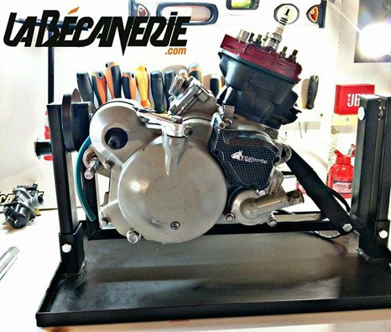 Moteur moto Euro 3