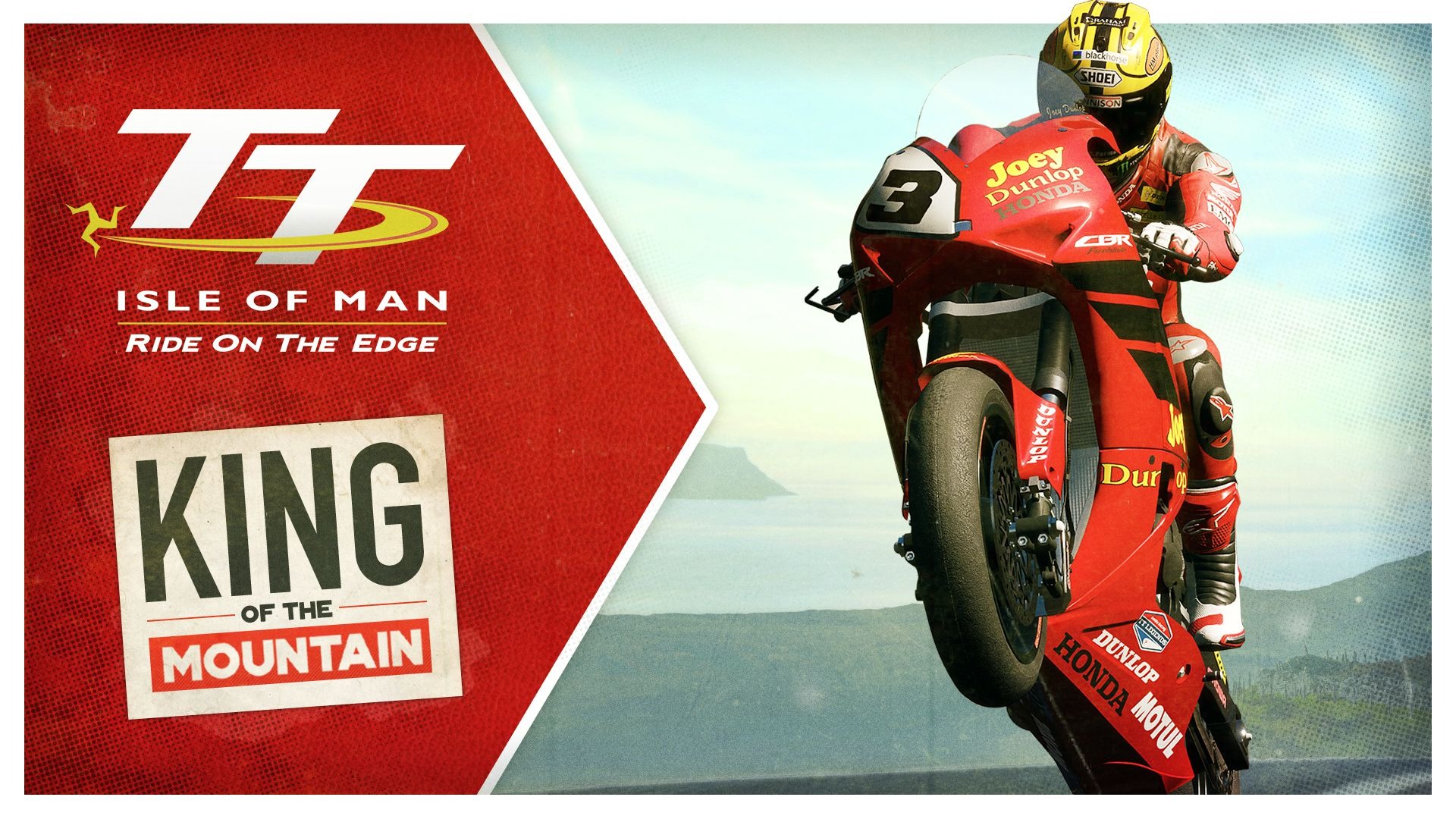 TT Isle of Man - DLC King of the Mountain