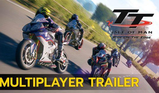 TT Isle of Man - Multiplayer Trailer