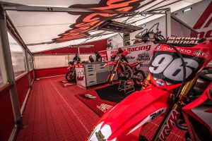Honda 114 Motorsports, MX2 GP d'Europe
