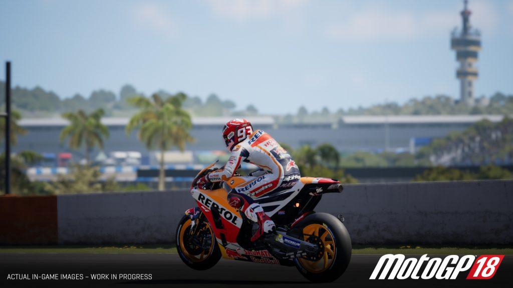 Jeu vidéo : une date de sortie pour MotoGP18