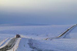 TOP 10 des routes les plus dangereuses : Dalton Highway en Alaska