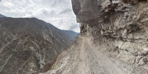 TOP 10 des routes les plus dangereuses : Fairy Meadows au Pakistan