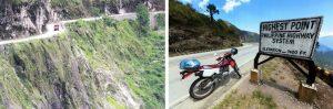 TOP 10 des routes les plus dangereuses : autoroute Halsema au Philippines