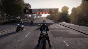 TT Isle of Man - Ride on the Edge sur PS4