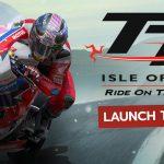 Sortie aujourd'hui du jeu officiel TT Isle of Man