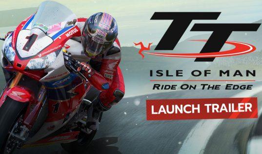 TT Isle of Man The Game