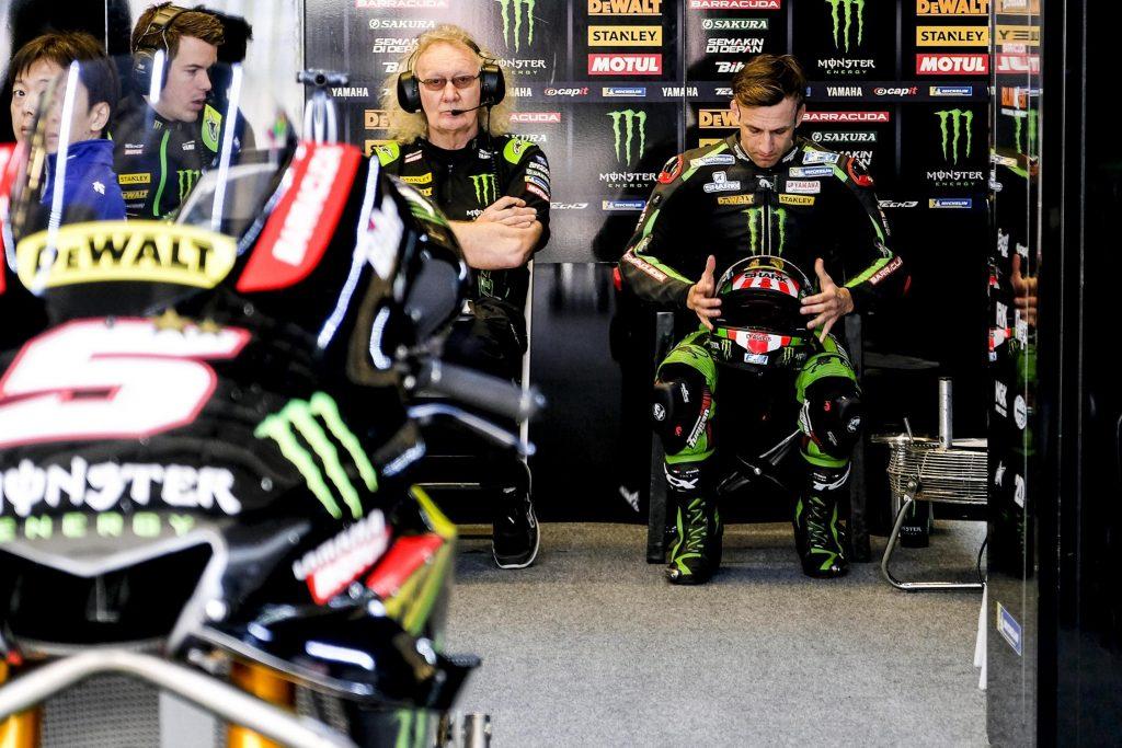 MotoGP : le choix de Johann Zarco