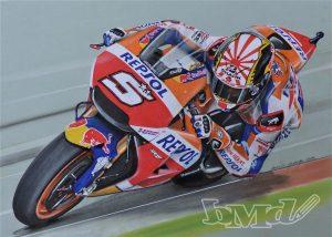 MotoGP Zarco au HRC