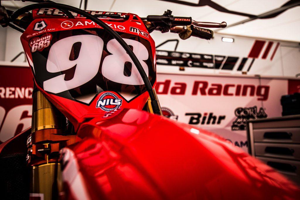 MX2 GP : Le Honda 114 Motorsports à Agueda pour le GP du Portugal