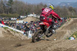 Team Honda 114 Motorsports - MX2 GP-4 Italie