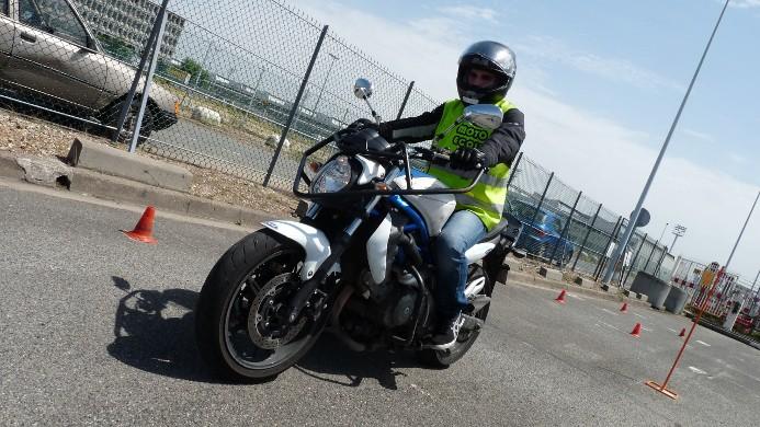 Les différents types de permis moto