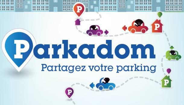 Parkadom, location entre particuliers