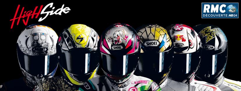 High Side : la seule émission TV 100% moto sur la TNT