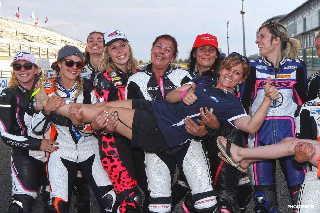 Résumé de la 2e manche Women's Cup
