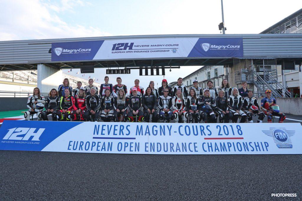 Women's Cup : manche #2 à Magny-Cours
