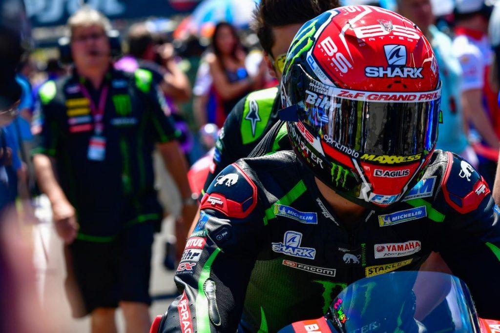 MotoGP Jerez 2018 : Johann Zarco sur le podium et 2e du championnat du Monde