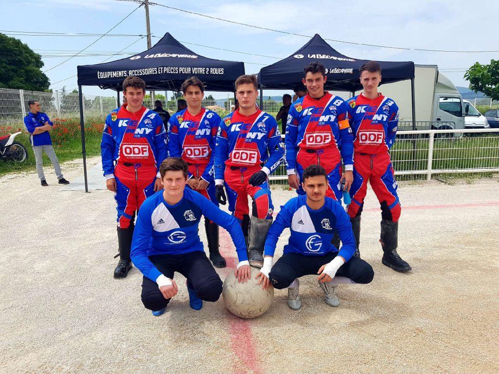 Le Moto Ball Club de Camaret