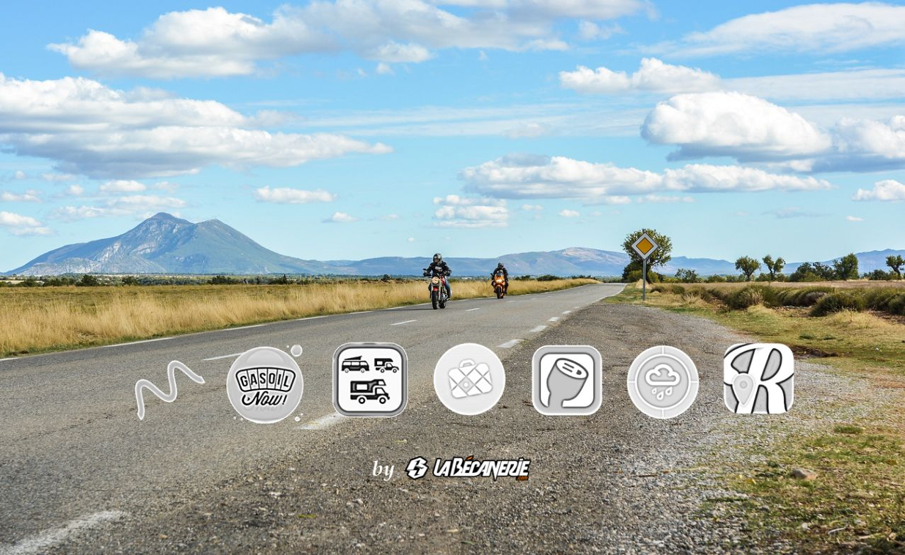 TOP 7 des applications mobiles pour partir en roadtrip moto