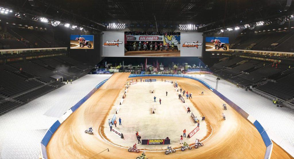 Superprestigio 2018 à l'U Arena