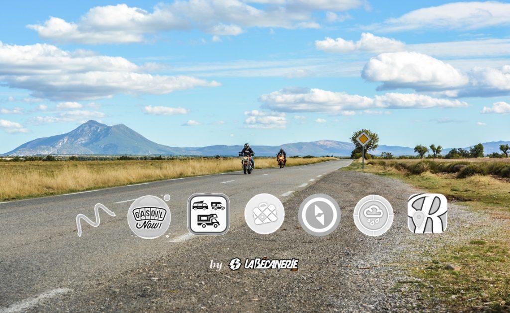 top 7 des applis mobiles pour vos roadtrips moto