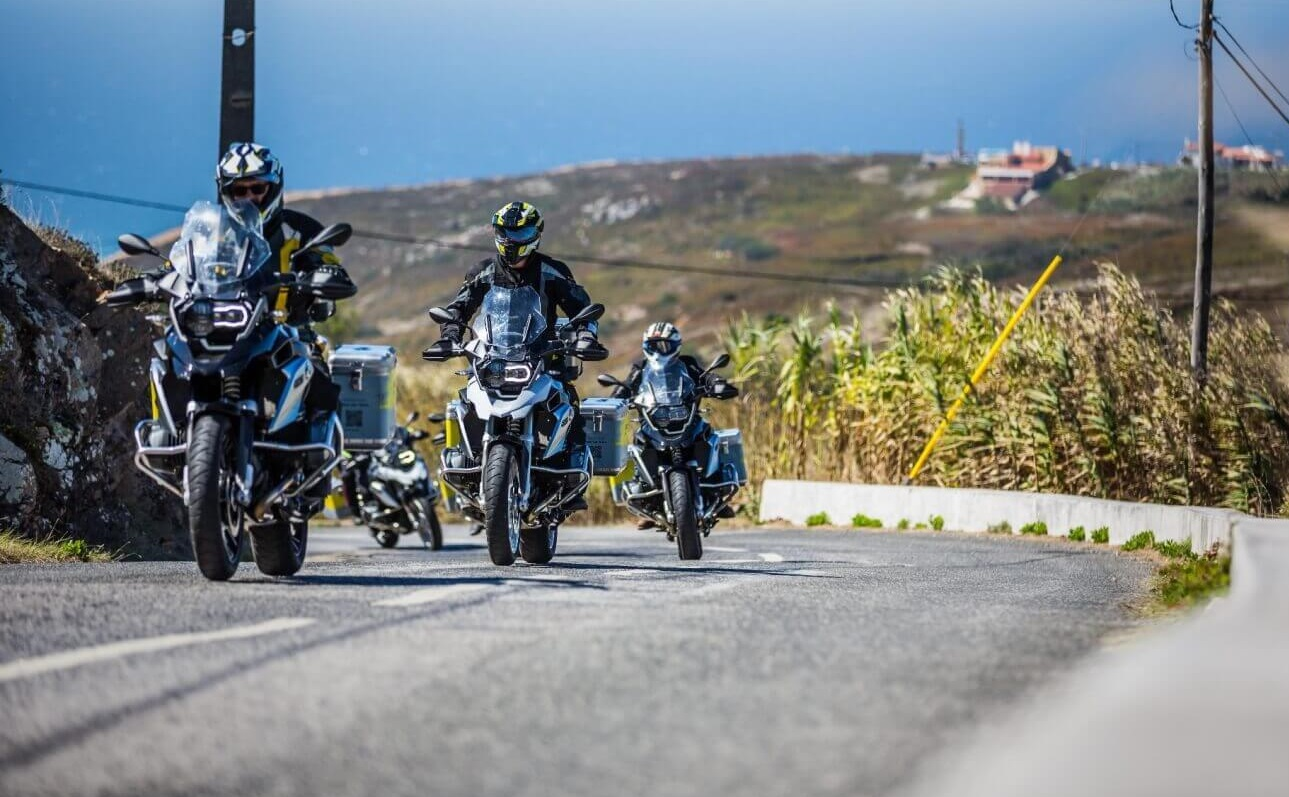 La location de moto par Hertz Ride
