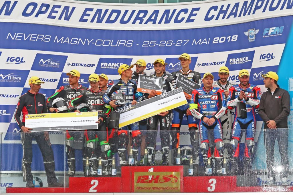 12h de Nevers Magny-Cours 2018