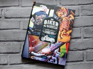 Livre moto : Un biker au barbecue