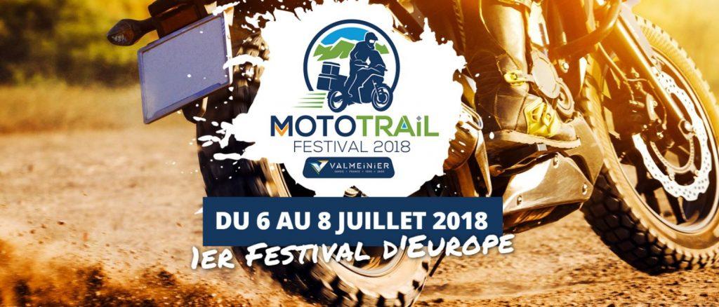 Mototrail festival : 1er festival européen dédié aux trails