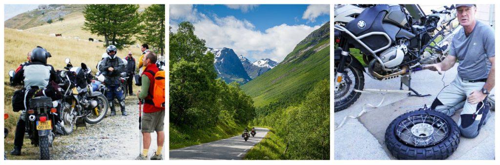 Mototrail festival : 3 jours 100% moto
