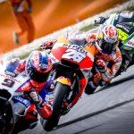 MotoGP : Dovizioso chute, Lorenzo gagne