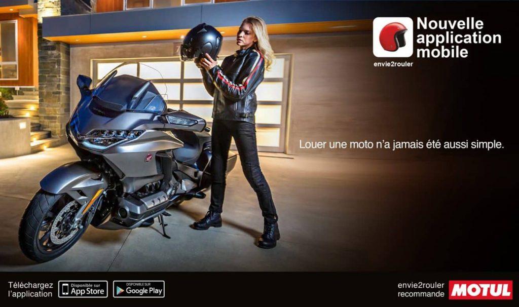 Location de moto : Envie2rouler