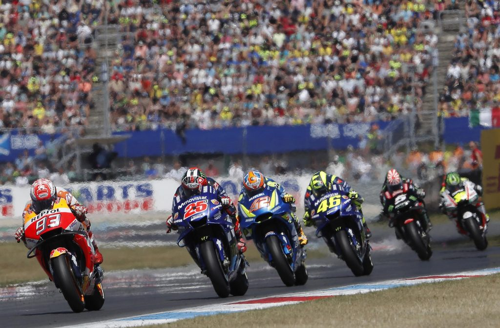 Dutch TT d'Assen : un 8e Grand-Prix sous haute tension