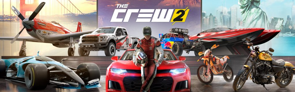 Test du jeu The Crew 2 sur PS4