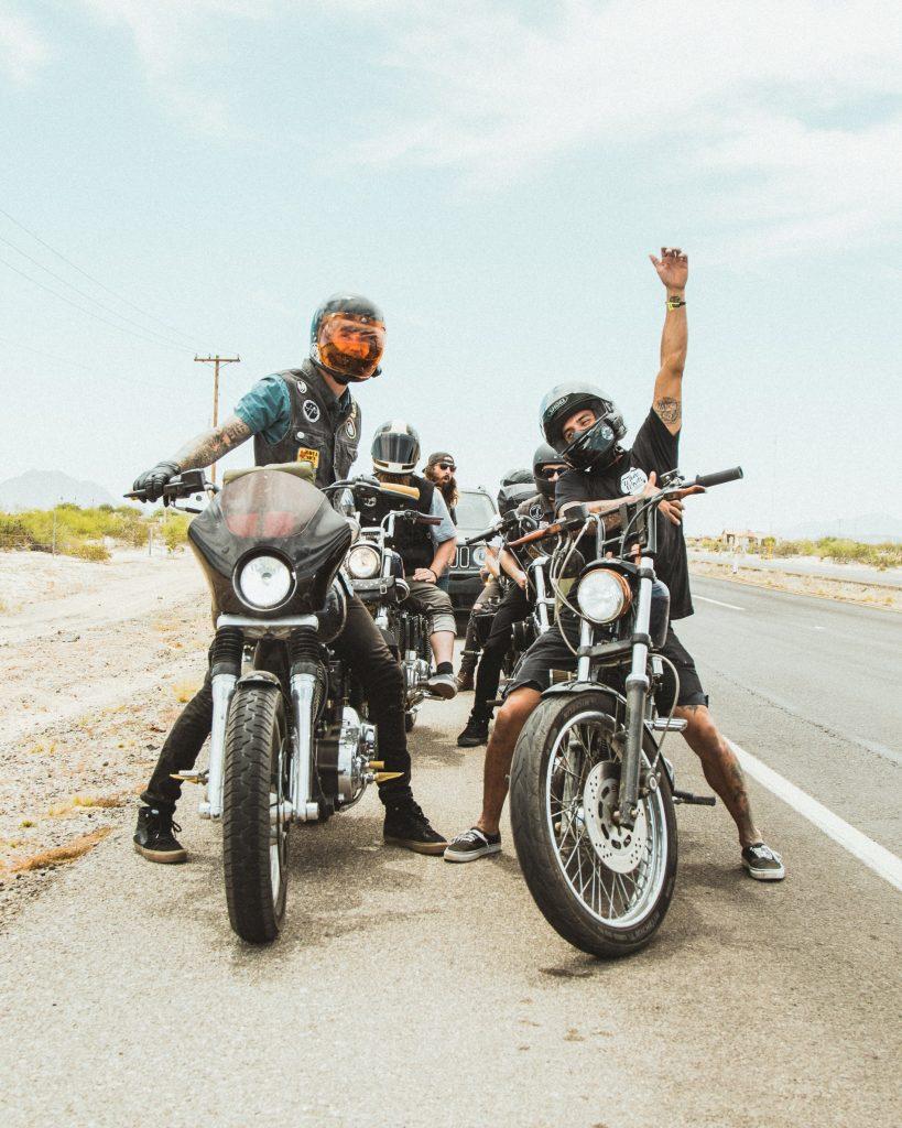 Les 3 choses importantes à savoir lors des balades moto en groupe