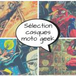Où trouver des casques moto pour les geeks ?