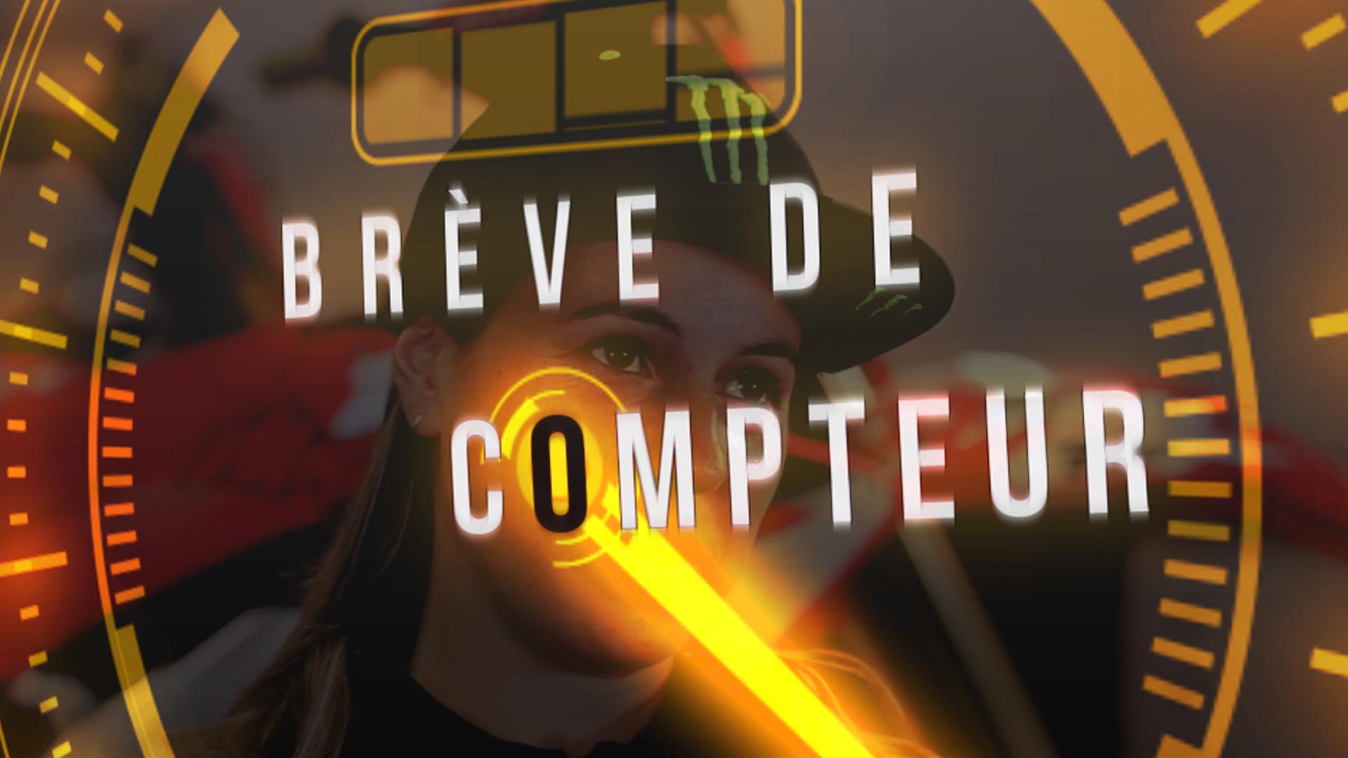 Brève de compteur Livia Lancelot by La Bécanerie