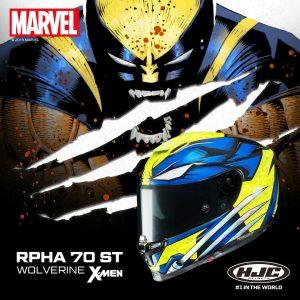 HJC RPHA 70-ST Wolverine