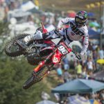 MX2 : nouveau podium pour Hunter Lawrence !