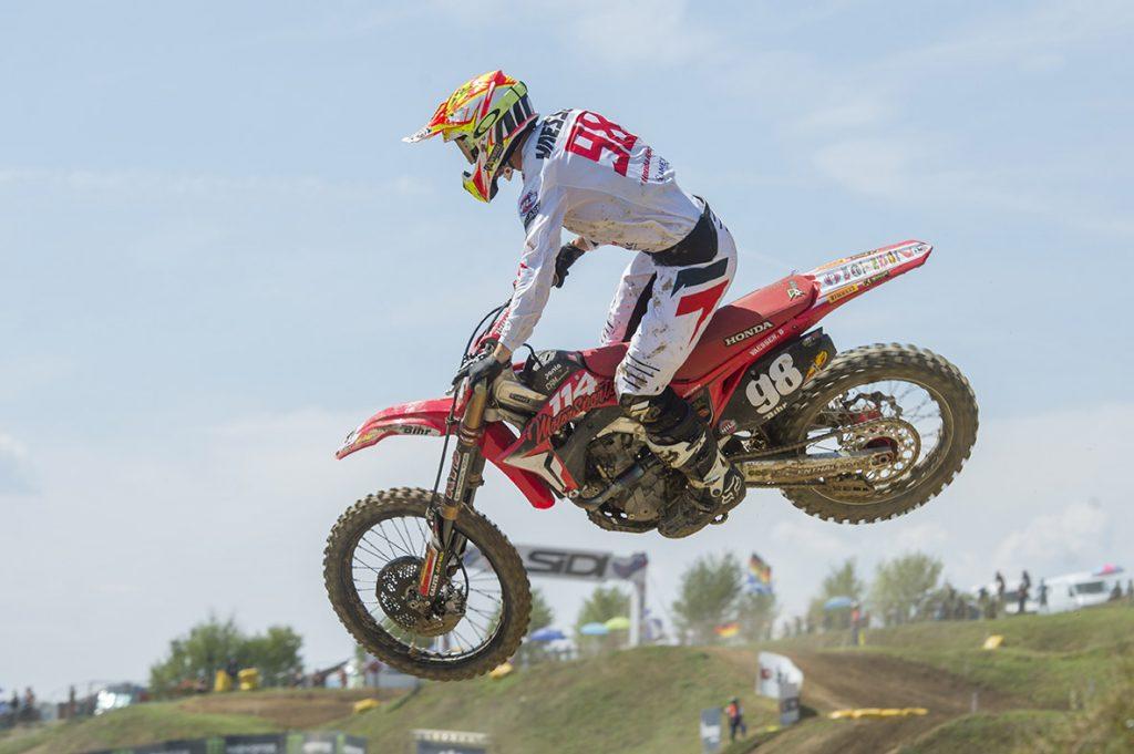 Honda 114 Motorsports - MXGP Bulgarie - La Bécanerie - Bas Vaessen