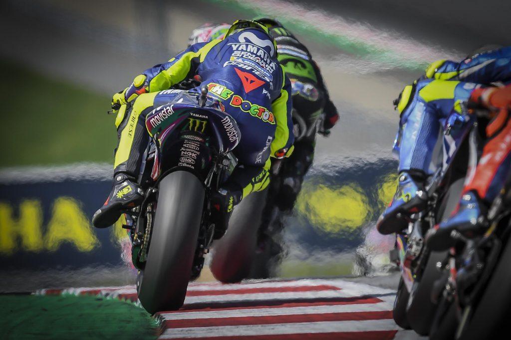 Yamaha accuse le coup lors de ce GP d'Autriche