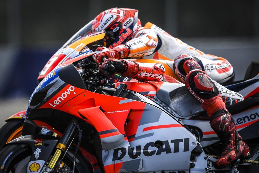 MotoGP : Ducati imbattable en Autriche