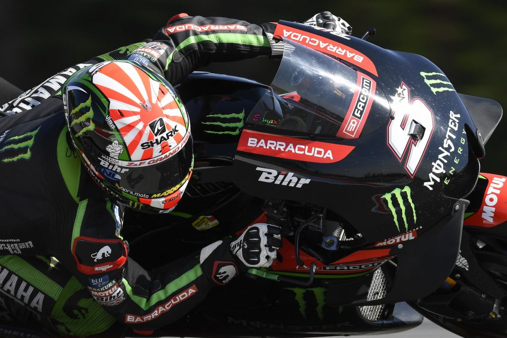 MotoGP Brno 2018 - Johann Zarco