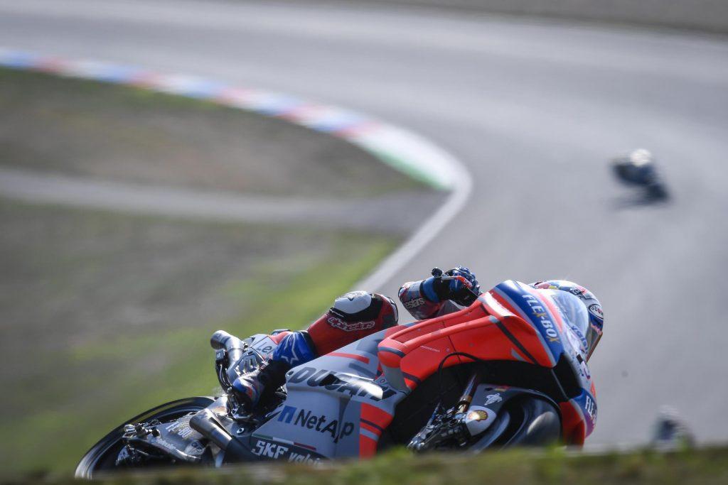 MotoGP Brno 2018 - Andrea Dovizioso