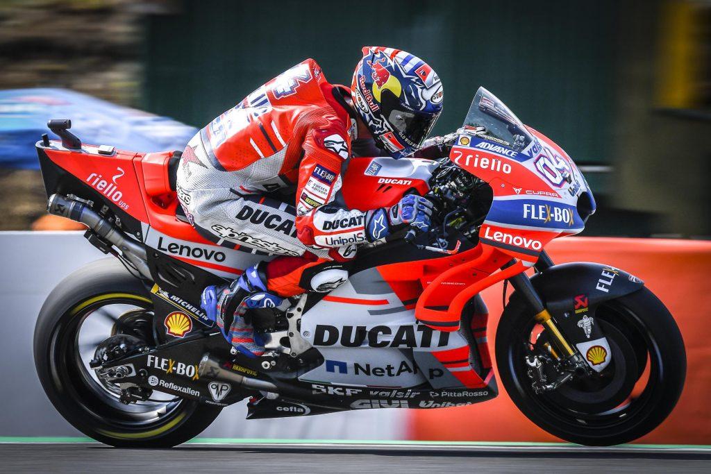 MotoGP Brno 2018
