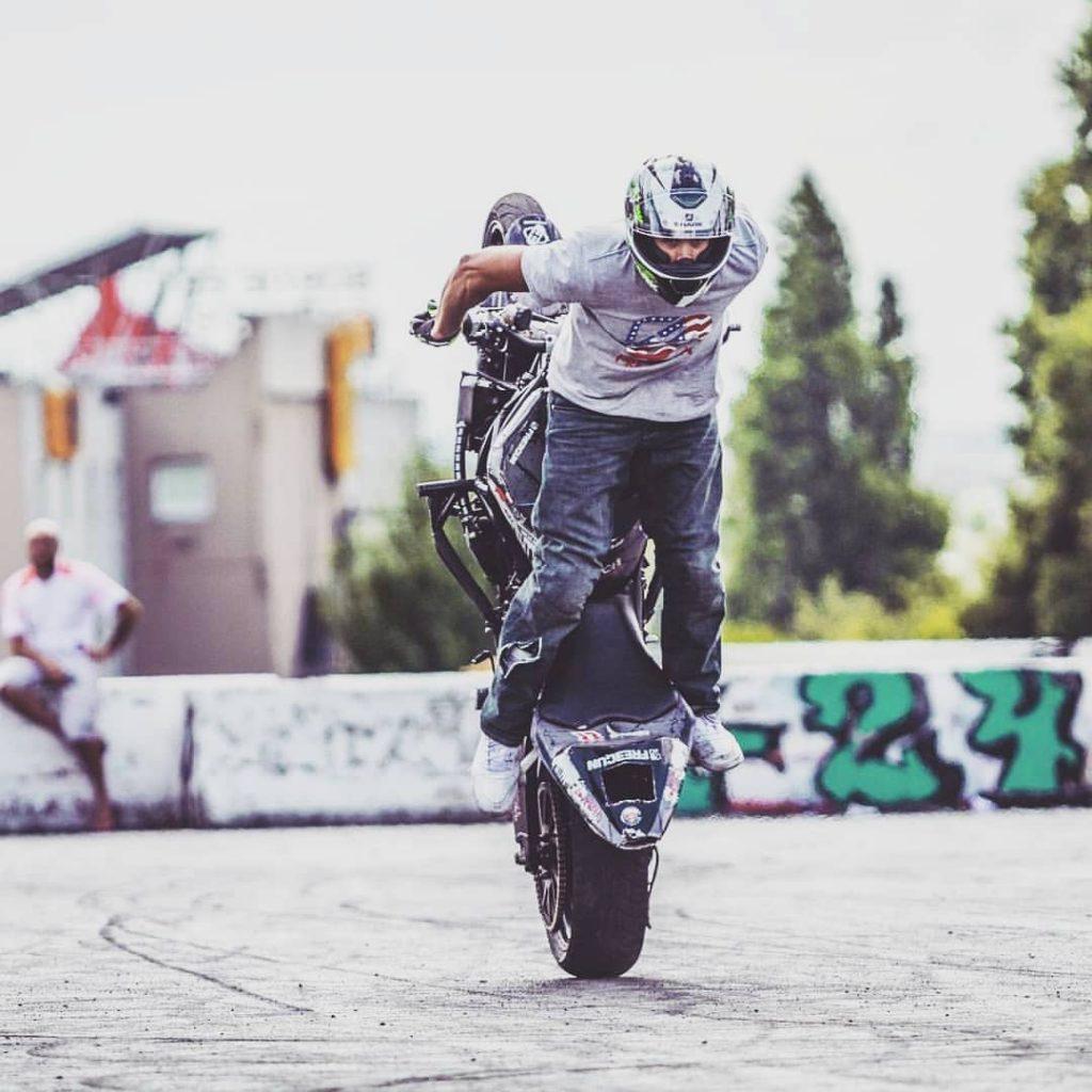 Ouest Bike Show Contest - Benjamin Baldini