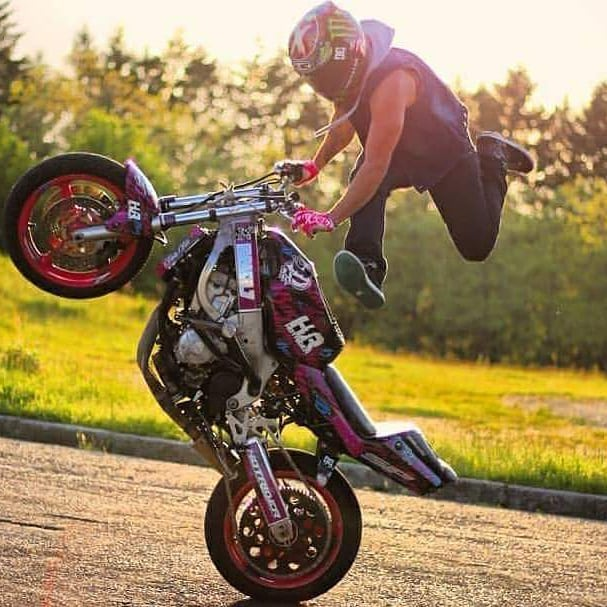 Ouest Bike Show Contest - Florian Bugs