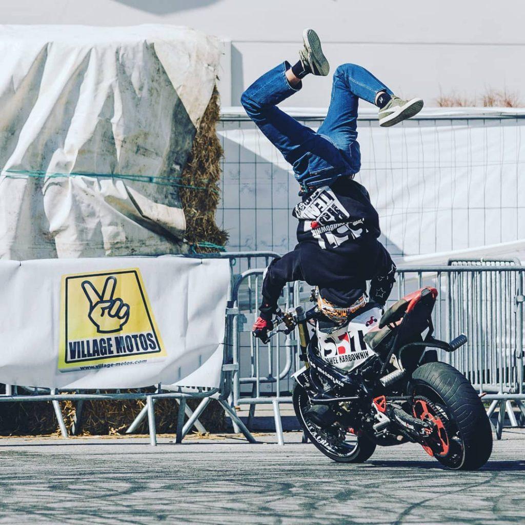 Ouest Bike Show Contest - Paweł Karbownik